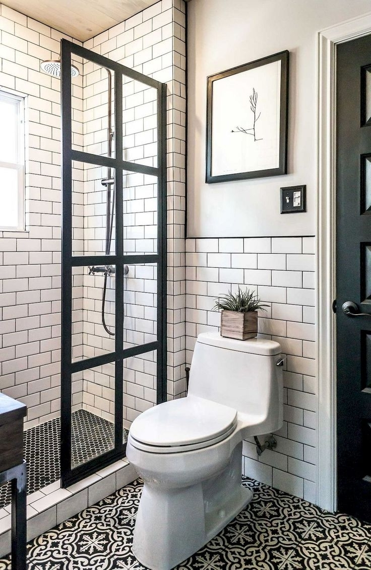 Cheap ways to improve your bathroom custom home design for Best way to design a small bathroom