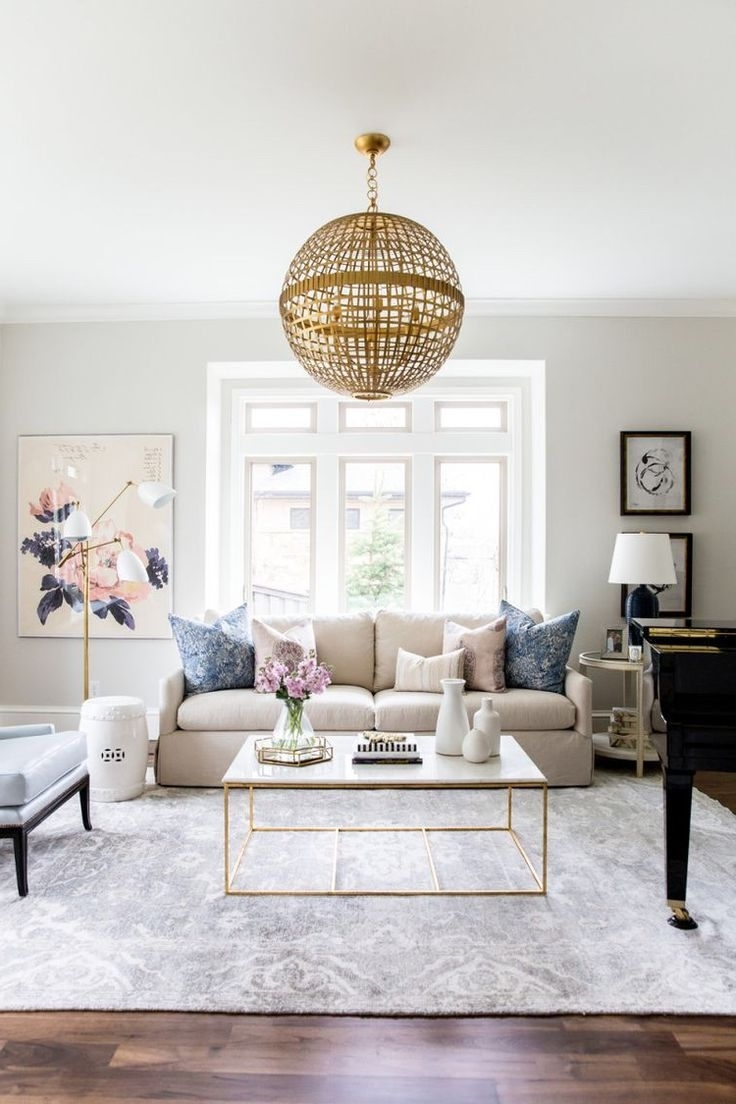 Best 25+ Beige Couch Decor Ideas Only On Pinterest | Beige Couch Pertaining To Floor Pillow Decor (Image 3 of 15)