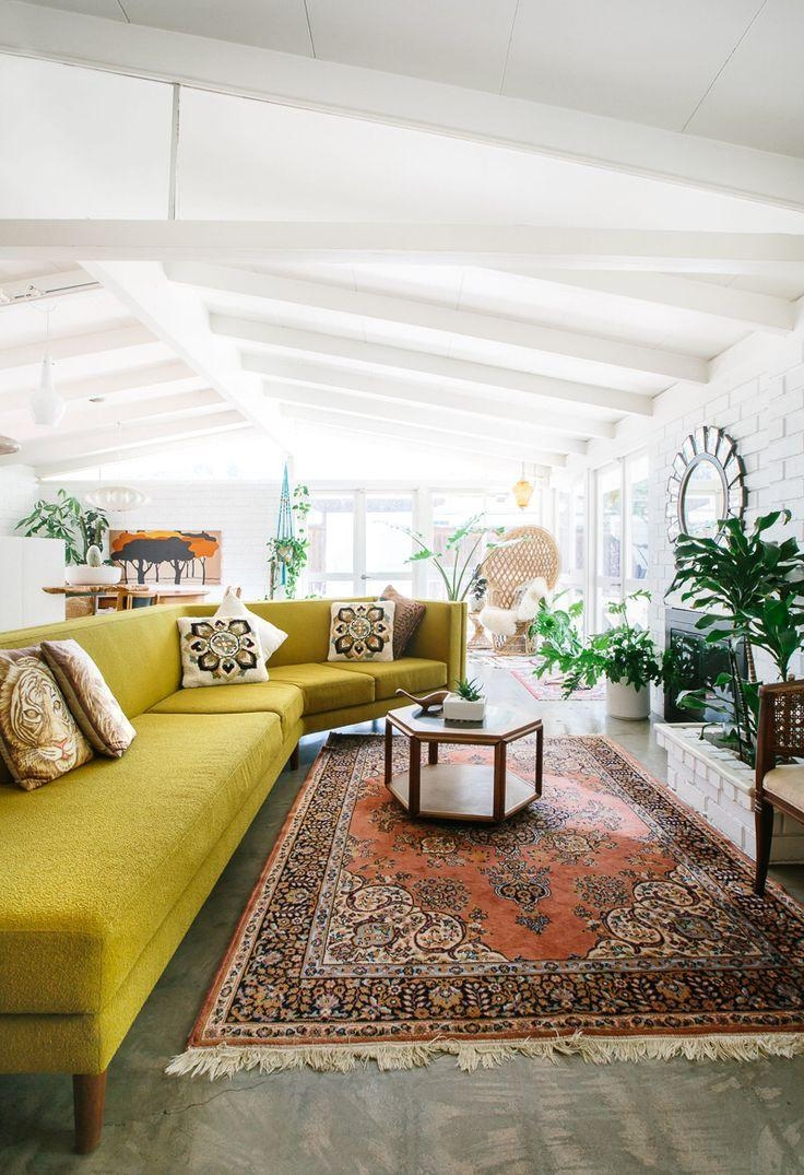 Best 25+ Chartreuse Decor Ideas On Pinterest | Fabrics, Floral With Regard To Chartreuse Sofas (Image 4 of 20)