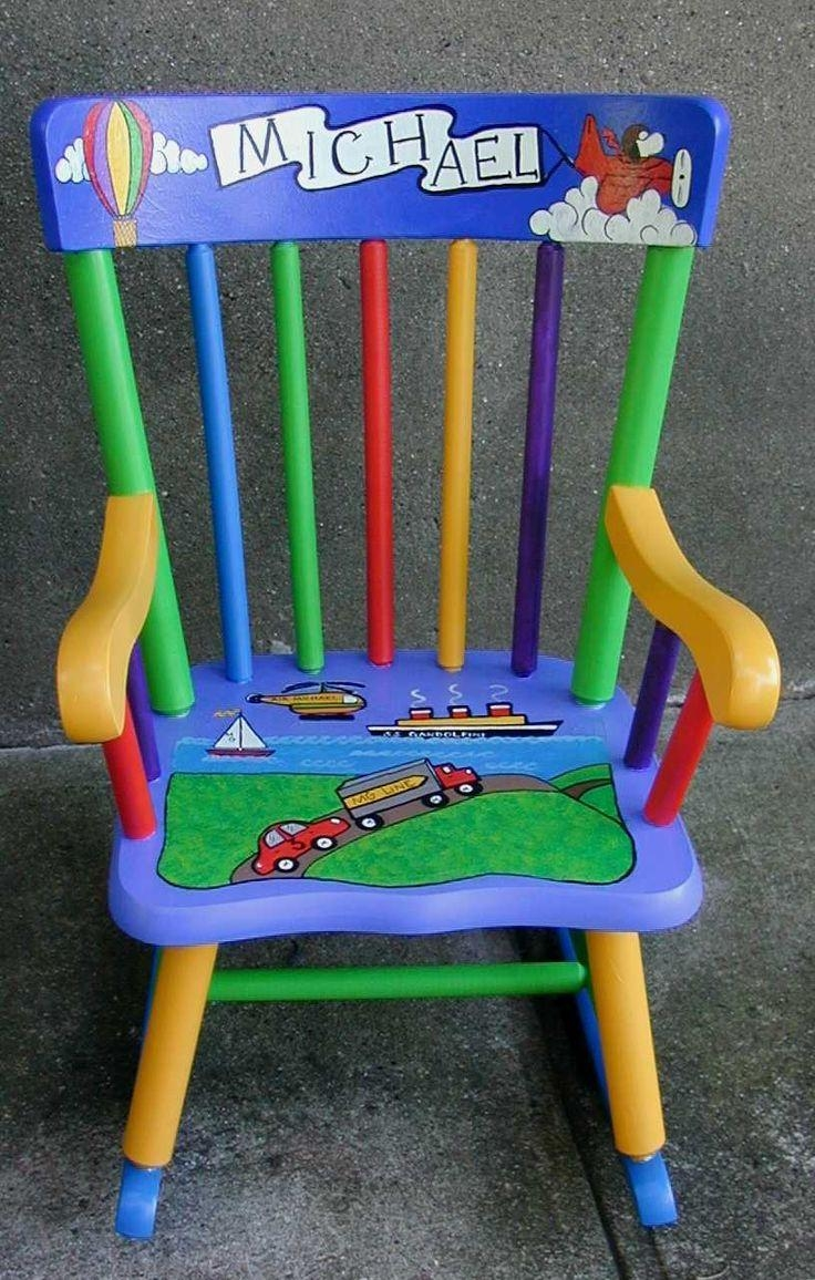Best 25+ Child Chair Ideas On Pinterest | Childs Room Furniture Intended For Personalized Kids Chairs And Sofas (Image 2 of 20)