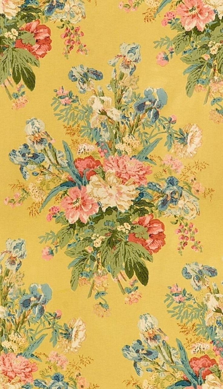Best 25+ Chintz Fabric Ideas On Pinterest | Jacobean Embroidery For Chintz Floral Sofas (View 14 of 22)