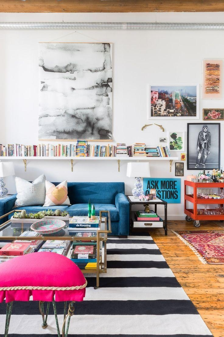 Best 25+ Colorful Couch Ideas On Pinterest | Green Living Room Within Colorful Sofas And Chairs (View 14 of 20)