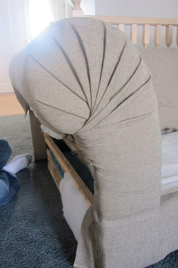 Best 25+ Couch Arm Covers Ideas On Pinterest | Granny Love Pertaining To Armchair Armrest Covers (View 10 of 20)