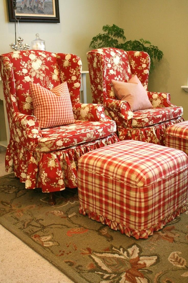 Best 25+ Custom Slipcovers Ideas On Pinterest | Slipcovers For Pertaining To Floral Slipcovers (View 7 of 20)