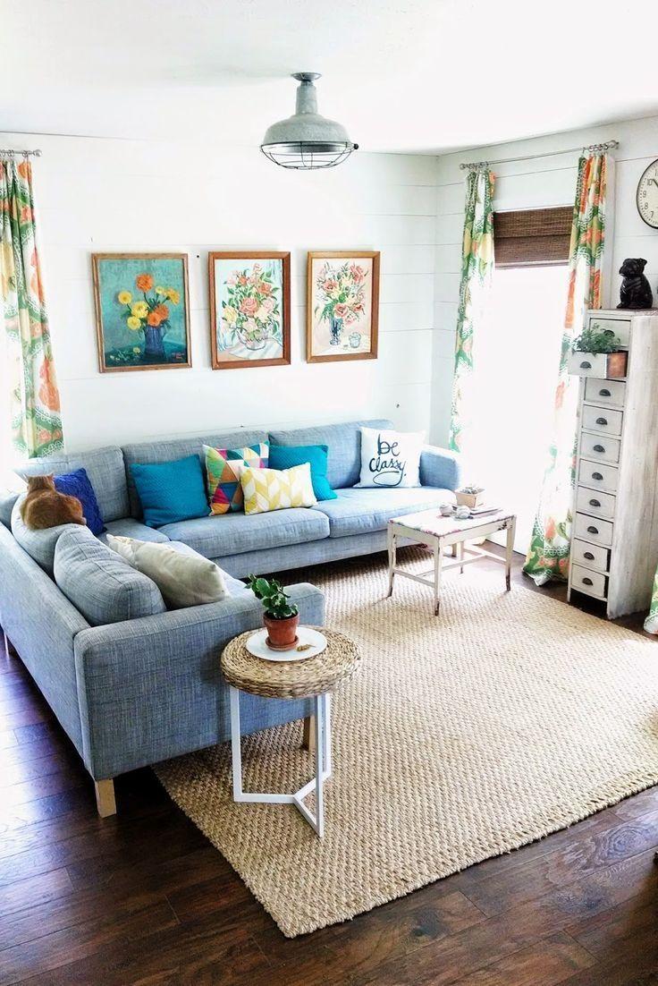 Best 25+ Denim Sofa Ideas Only On Pinterest | Light Blue Couches Regarding Blue Denim Sofas (View 15 of 20)