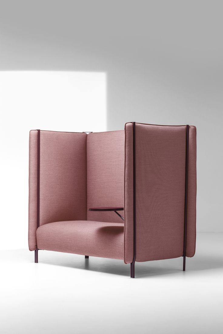 Best 25+ Fabric Sofa Ideas On Pinterest | Simple Sofa, Sofa Chair With Regard To Sofas With High Backs (Image 1 of 20)