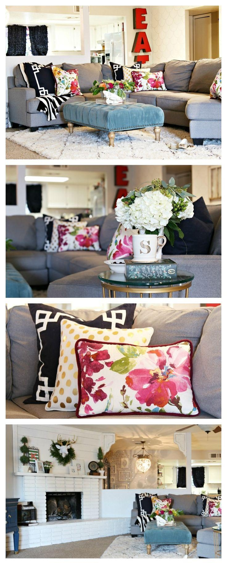 Best 25+ Floral Couch Ideas On Pinterest | Wall Murals Uk, Floral In Chintz Floral Sofas (Image 9 of 22)