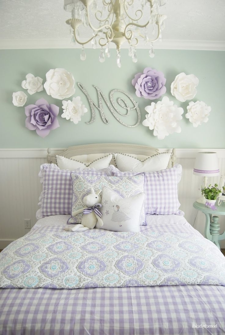 Best 25+ Girl Rooms Ideas On Pinterest | Girl Room, Girl Bedroom In Girls Room (Image 4 of 24)