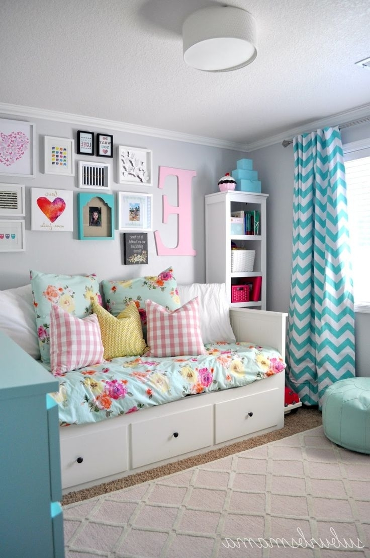 Best 25+ Girls Bedroom Ideas Only On Pinterest | Princess Room For Girls Room (Image 7 of 24)
