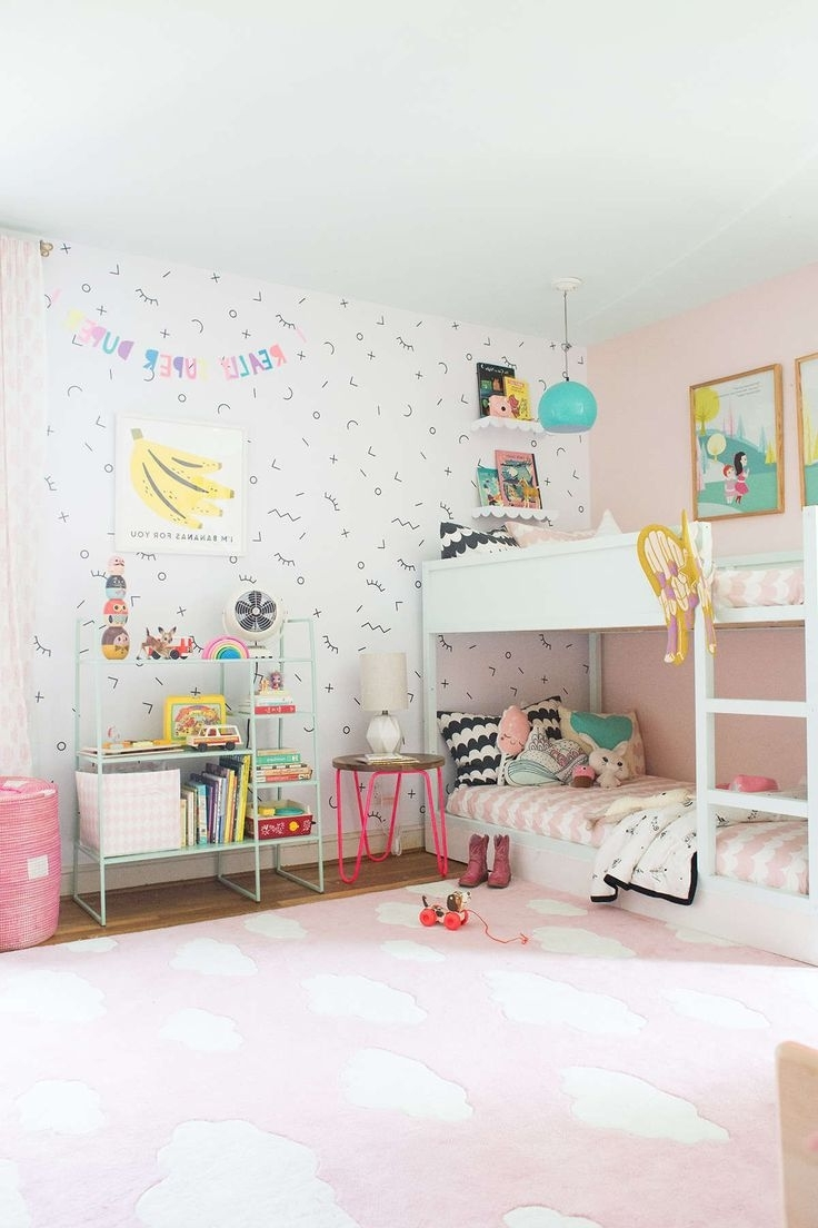 Best 25+ Girls Bunk Beds Ideas On Pinterest | Bunk Beds For Girls Inside Girls Room (Image 9 of 24)