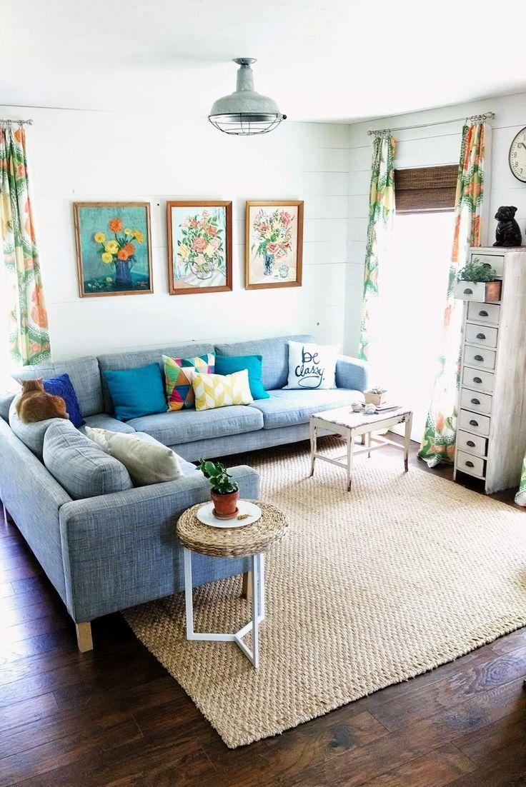 Best 25+ Light Blue Sofa Ideas Only On Pinterest | Light Blue In Living Room With Blue Sofas (Image 8 of 20)