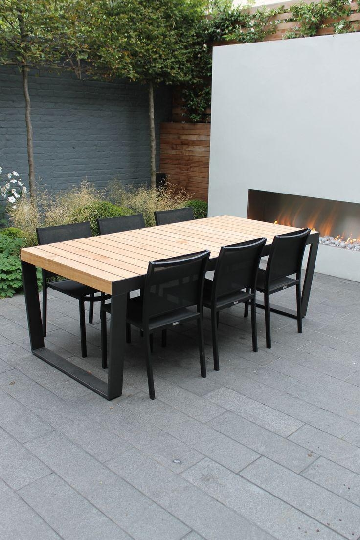 Best 25+ Modern Outdoor Furniture Ideas On Pinterest | Modern Throughout Outdoor Sofas And Chairs (Image 2 of 20)