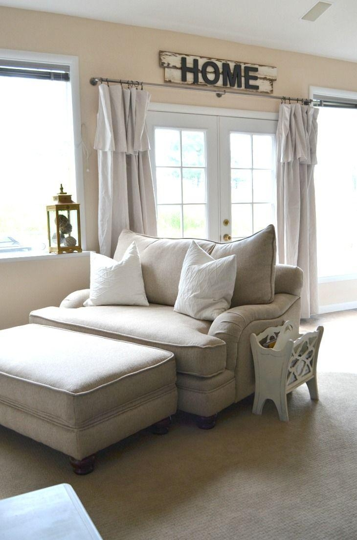 Best 25+ Oversized Chair Ideas On Pinterest | Reading Chairs Pertaining To Large Sofa Chairs (View 13 of 20)