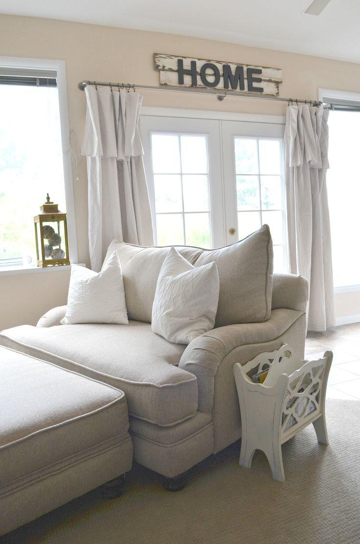 Best 25+ Oversized Couch Ideas On Pinterest | Small Lounge In Giant Sofas (Image 3 of 20)