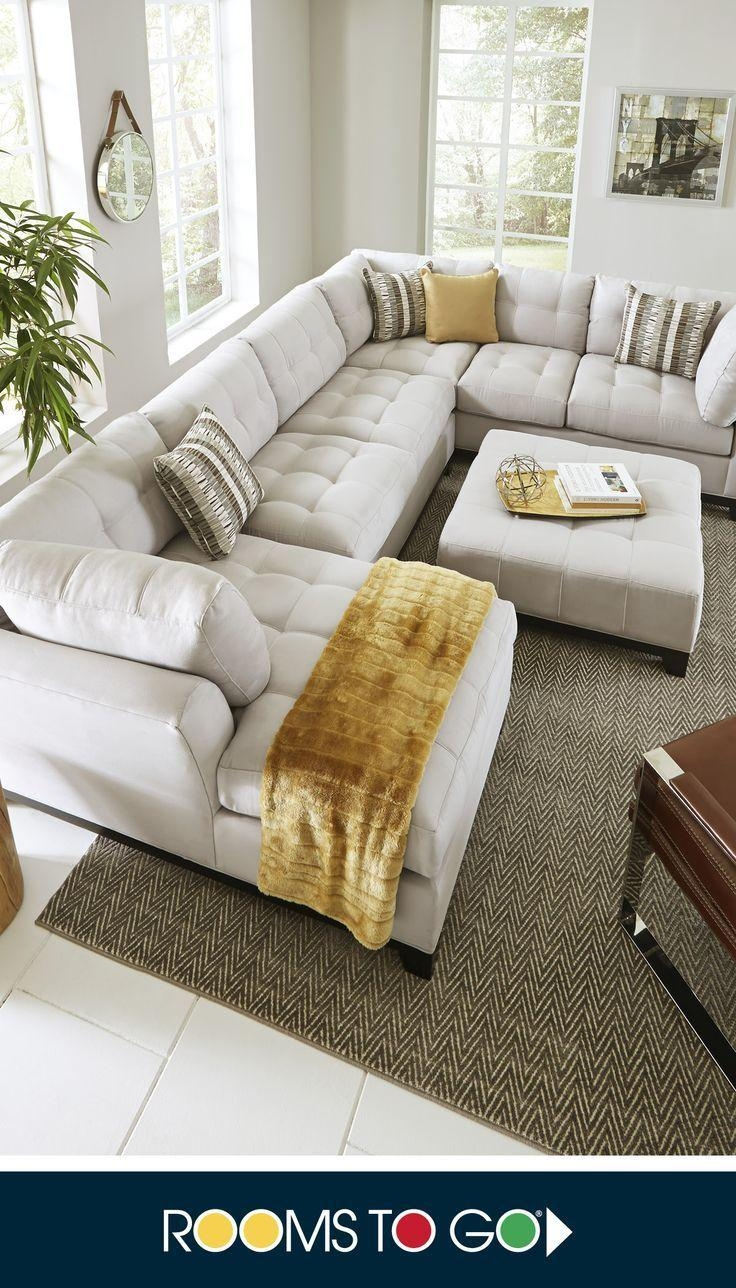 Best 25+ Sectional Sofa Layout Ideas Only On Pinterest | Family With Decorating With A Sectional Sofa (Image 9 of 15)