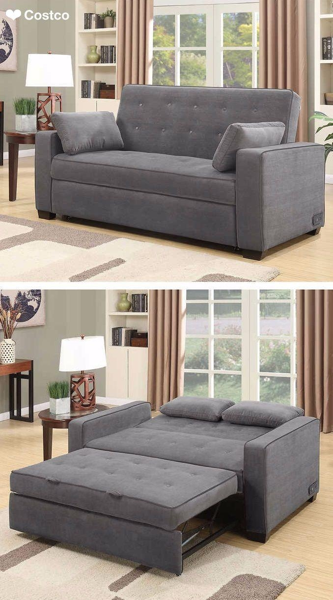 Best 25+ Sleeper Sofas Ideas On Pinterest | Sleeper Sofa, Twin Throughout King Size Sleeper Sofa Sectional (Image 1 of 20)