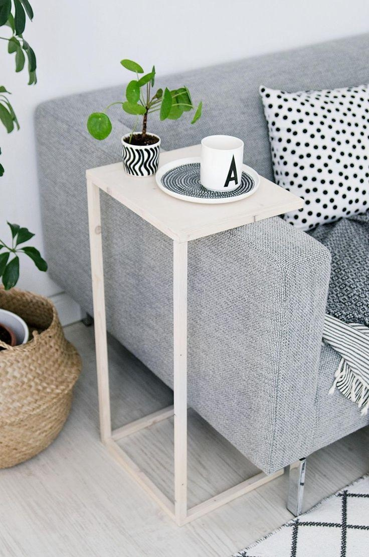 Best 25+ Small Side Tables Ideas Only On Pinterest | Small End With Regard To Sofa Drink Tables (View 16 of 20)