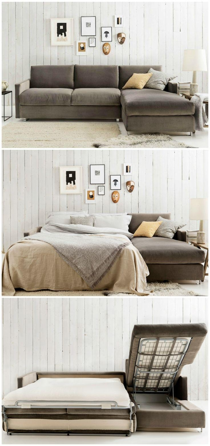 Best 25+ Sofa Beds Ideas On Pinterest | Sofa With Bed Regarding Sofa Sleeper Sheets (Image 1 of 20)