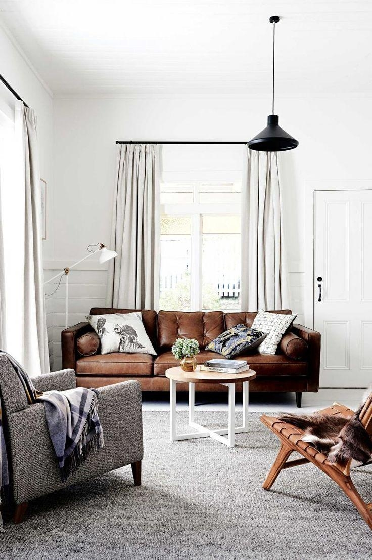 Best 25+ Tan Sofa Ideas On Pinterest | Tan Couch Decor, Leather Throughout Light Tan Leather Sofas (View 16 of 20)