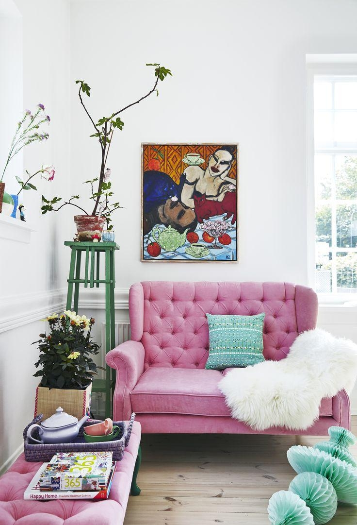 Best 25+ Turquoise Couch Ideas Only On Pinterest | Turquoise Sofa With Colorful Sofas And Chairs (View 8 of 20)