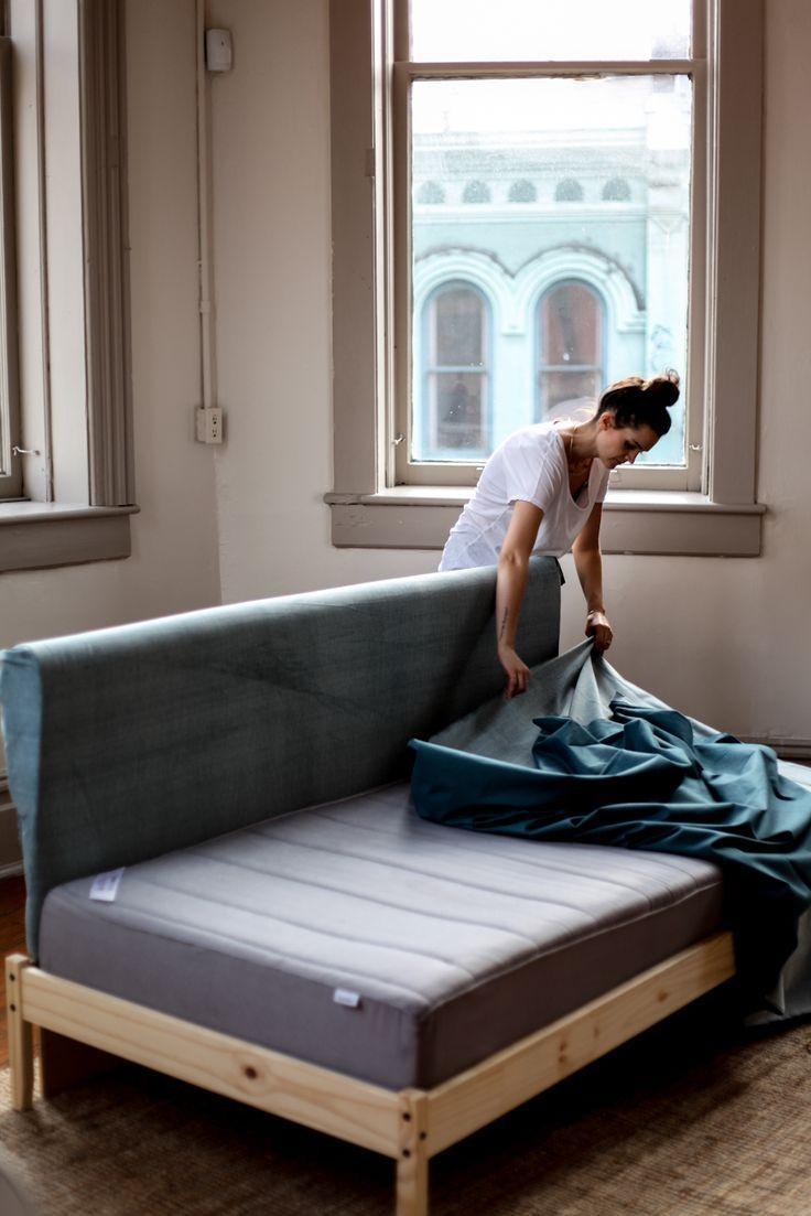 Best 25+ Twin Mattress Couch Ideas On Pinterest | Diy Twin Regarding Sofas Mattress (Image 3 of 20)