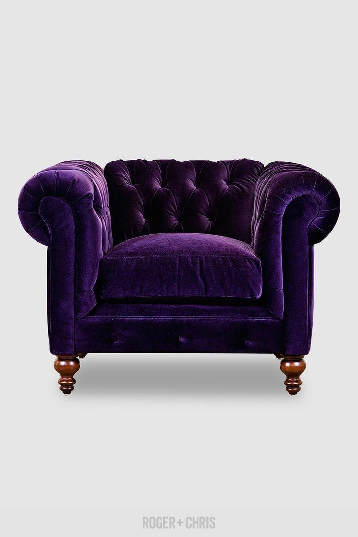 Best 25+ Velvet Chesterfield Sofa Ideas On Pinterest With Regard To Velvet Sofas Sectionals (Image 1 of 20)