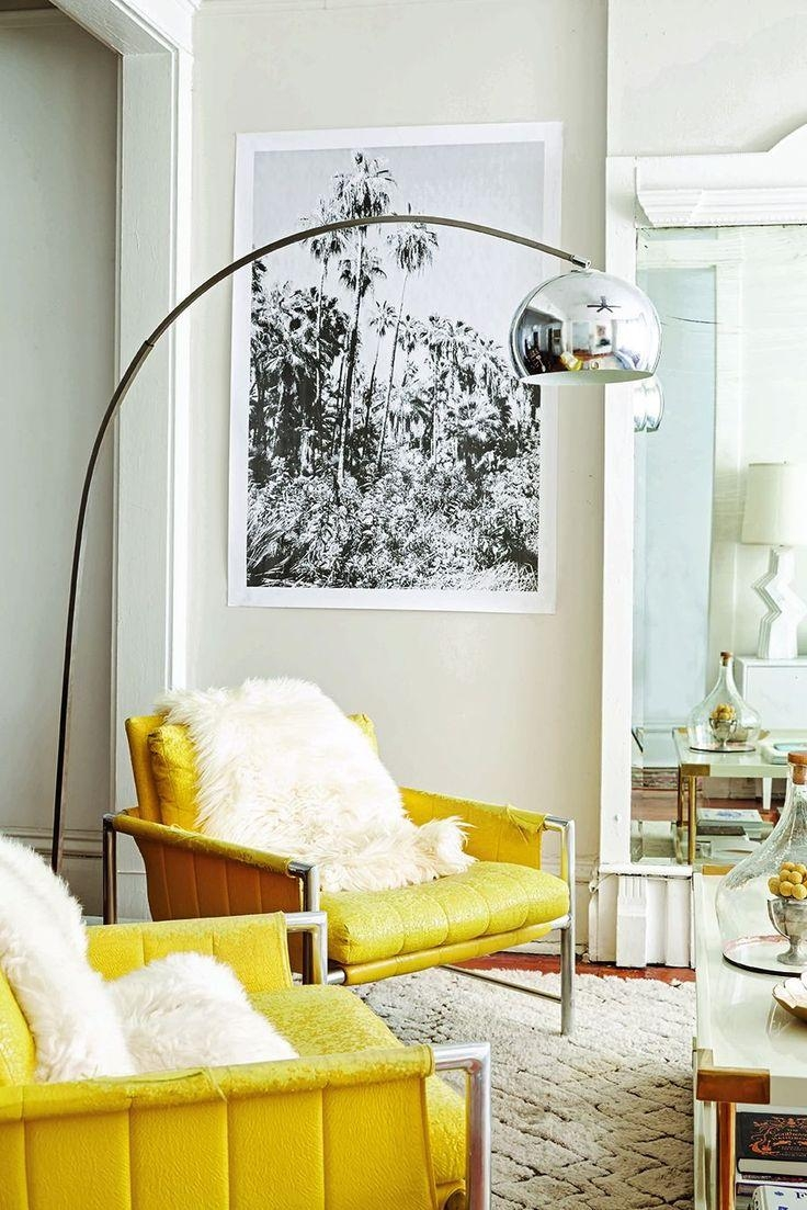Best 25+ Yellow Chairs Ideas On Pinterest | Yellow Armchair Regarding Yellow Sofa Chairs (Image 3 of 20)