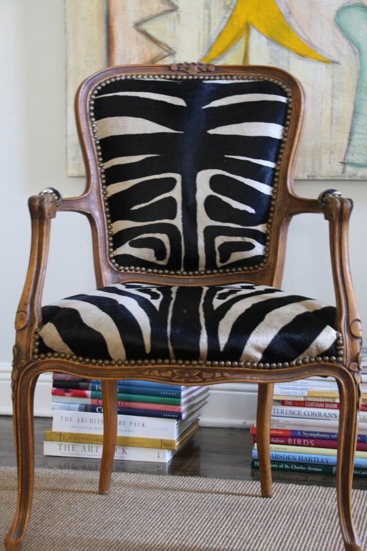 Best 25+ Zebra Chair Ideas Only On Pinterest | Zebra Bridal Pertaining To Kids Sofa Chair And Ottoman Set Zebra (View 11 of 20)