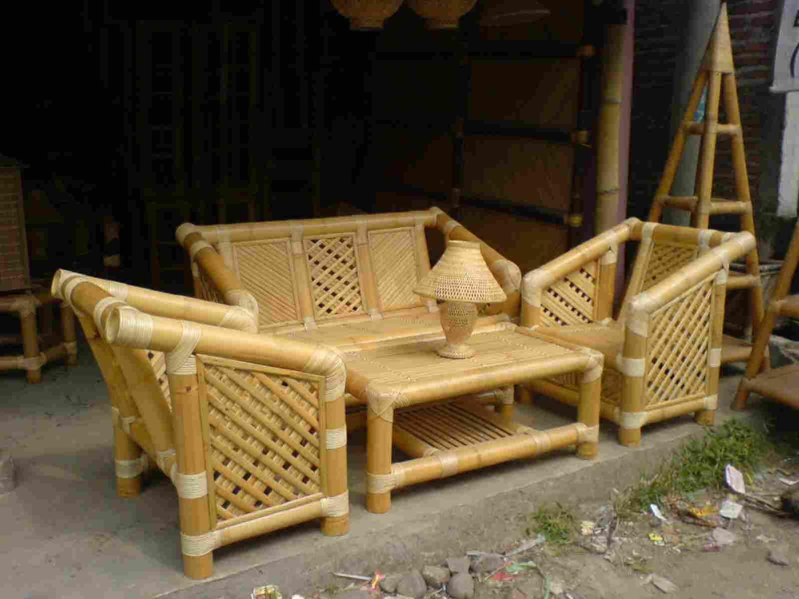 Featured Photo of Bamboo Sofas