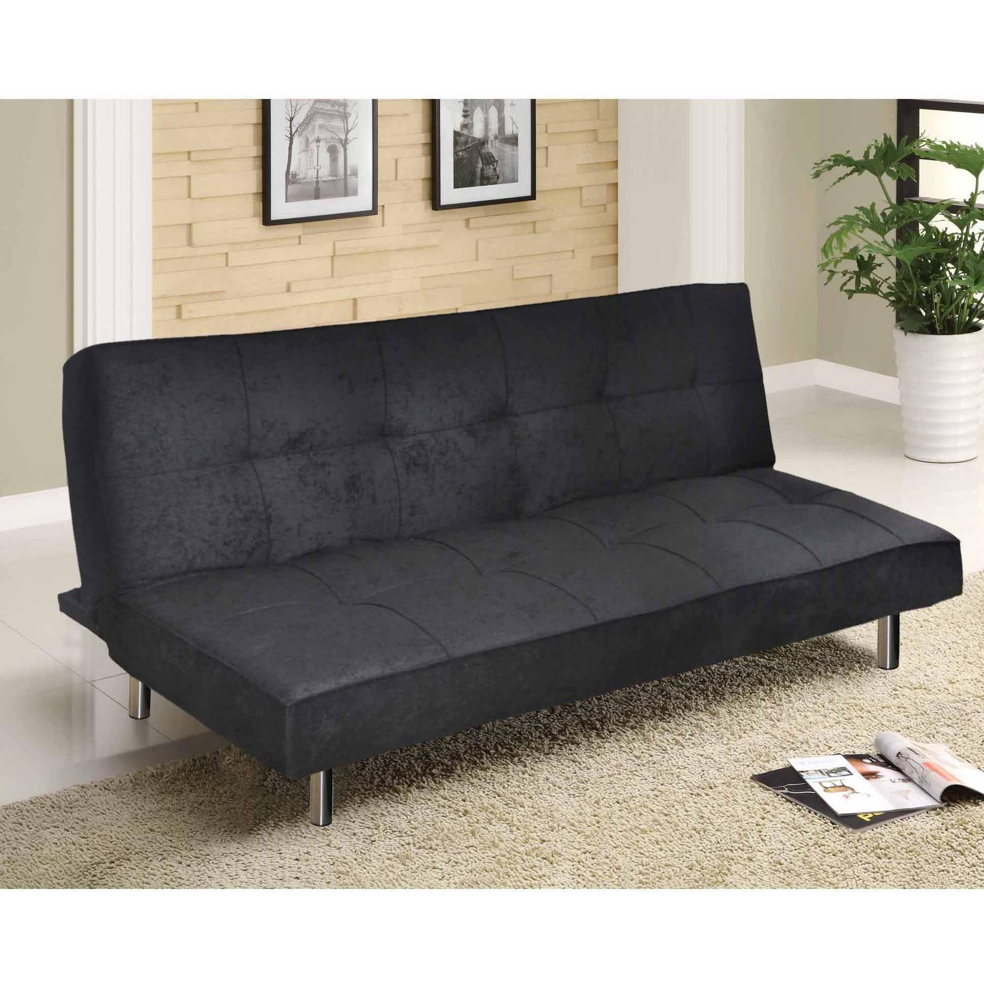 Best Choice Products Modern Entertainment Futon Sofa Bed Fold Up For Futon Couch Beds (Image 6 of 20)