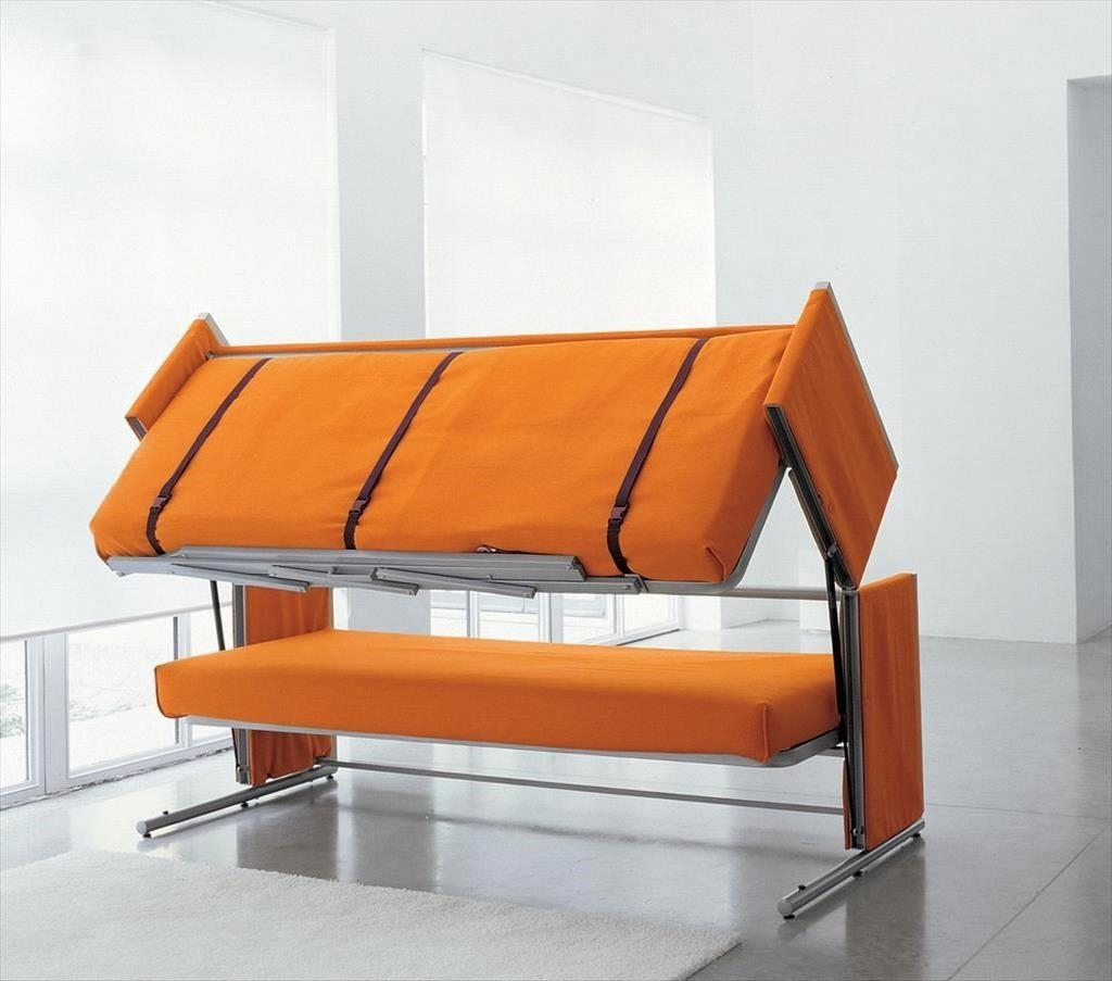 Best Couch That Converts To Bunk Bed Concept #3069 Within Sofas Converts To Bunk Bed (Image 2 of 20)