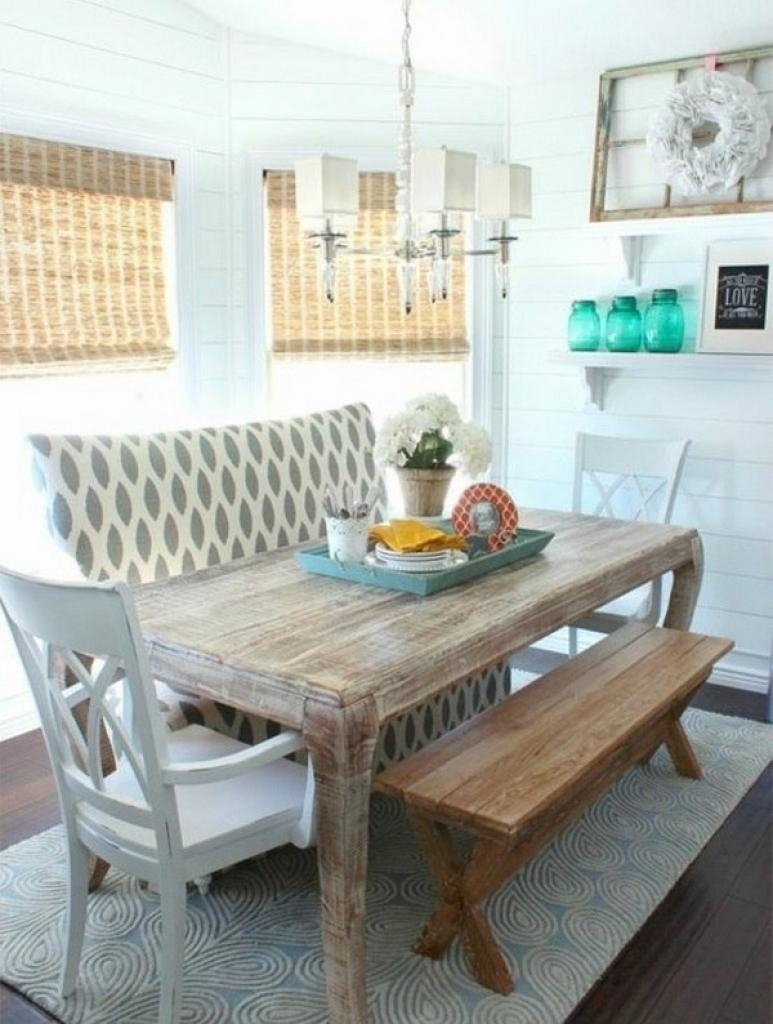 Best Dining Room Table With Sofa Seating 18 For Ikea Dining Table With Dining Table With Sofa Chairs (Image 3 of 20)