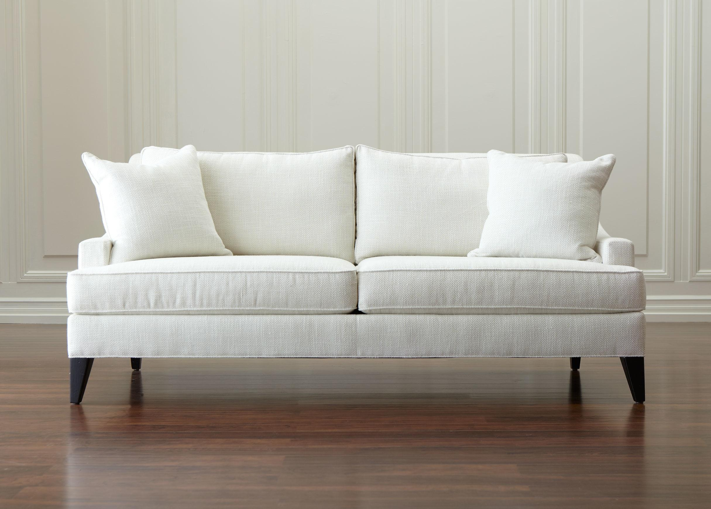 Best Ethan Allen Sleeper Sofas | Homesfeed Pertaining To Short Sofas (Image 2 of 20)