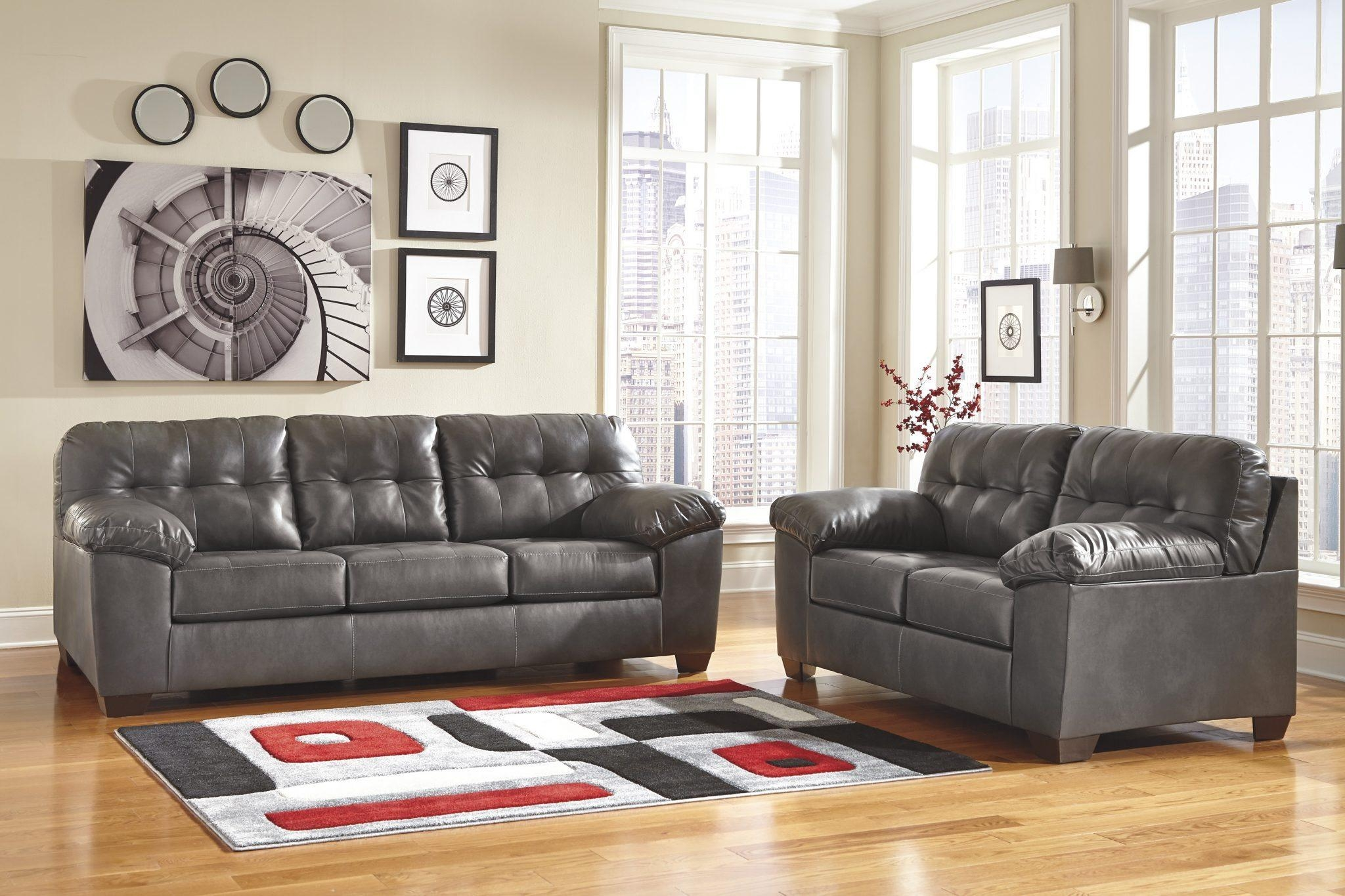 Best Furniture Mentor Oh: Furniture Store – Ashley Furniture In Ashley Tufted Sofa (View 15 of 20)