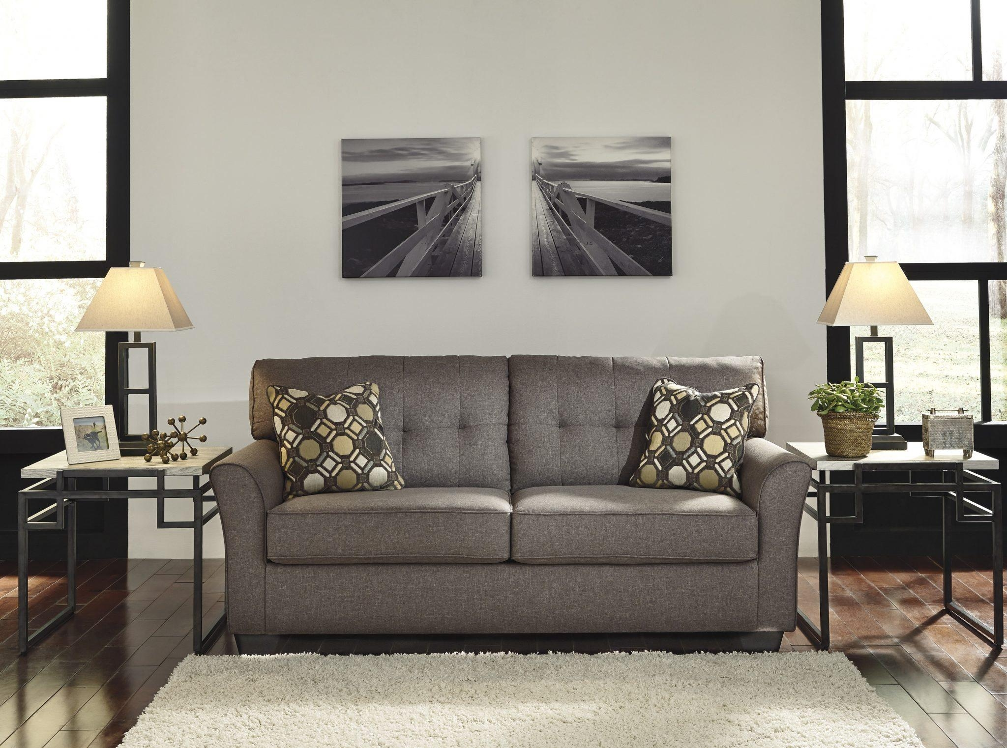 Best Furniture Mentor Oh: Furniture Store – Ashley Furniture Inside Ashley Tufted Sofa (View 14 of 20)