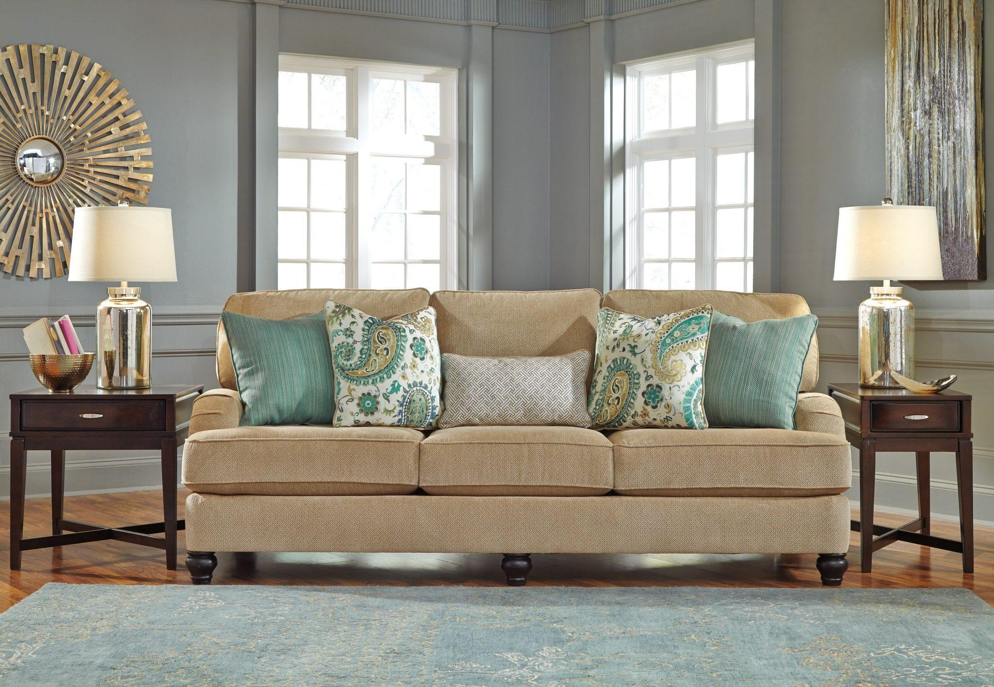 Best Furniture Mentor Oh: Furniture Store – Ashley Furniture Throughout Ashley Tufted Sofa (Image 10 of 20)