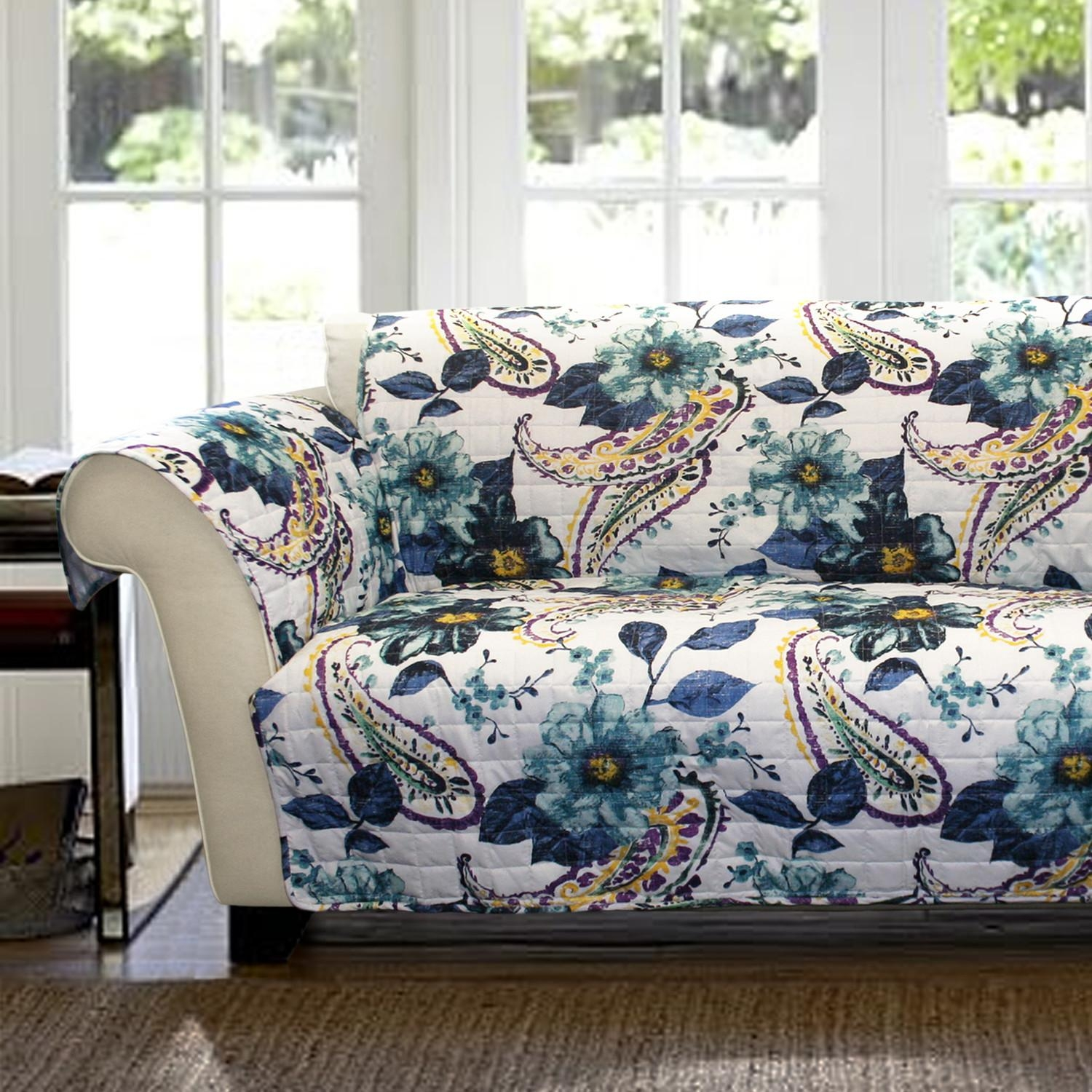 Best Modest Floral Sofas And Chairs #1658 Throughout Floral Sofas And Chairs (Image 2 of 20)