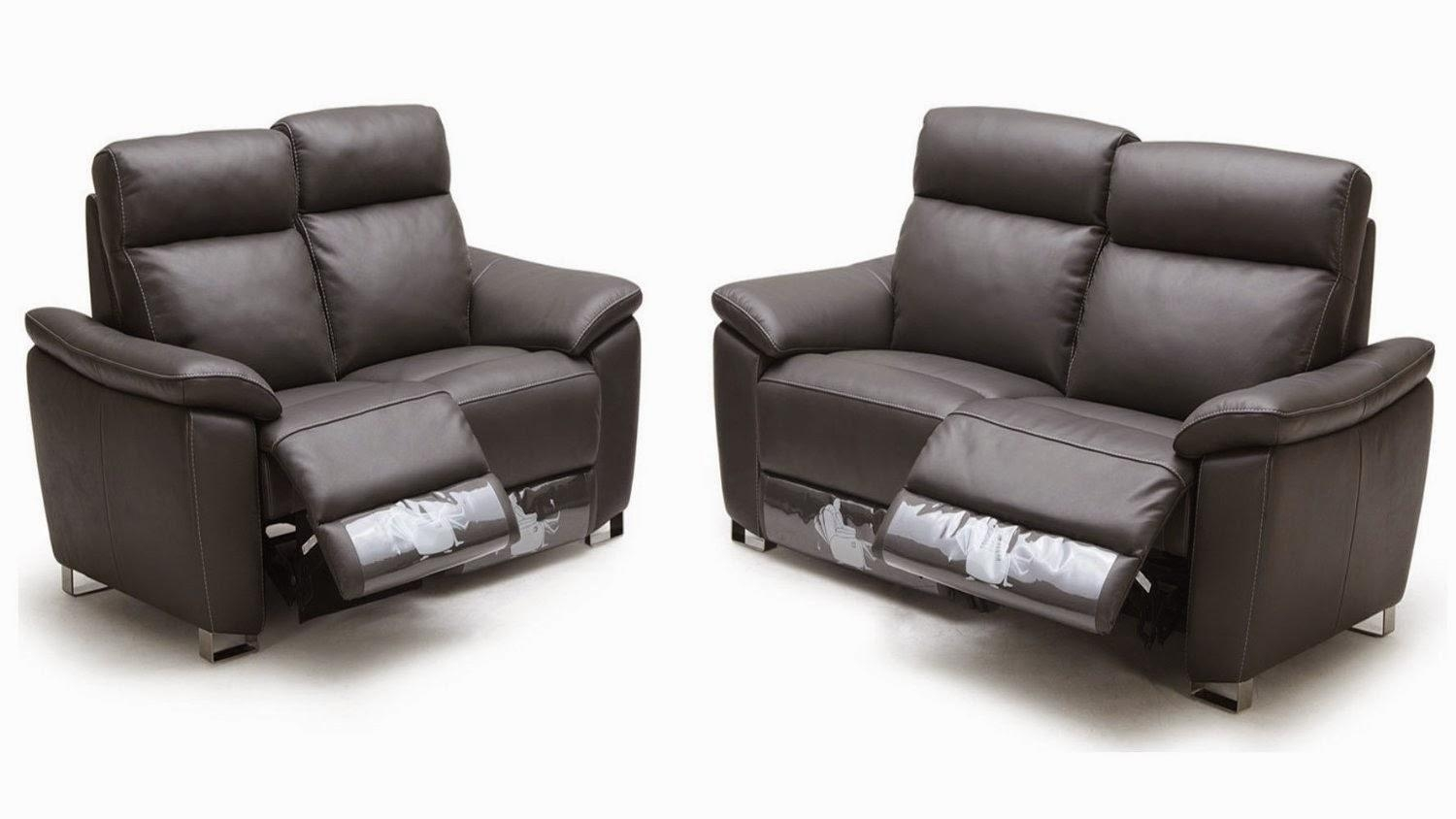 Featured Image of 2 Seater Recliner Leather Sofas