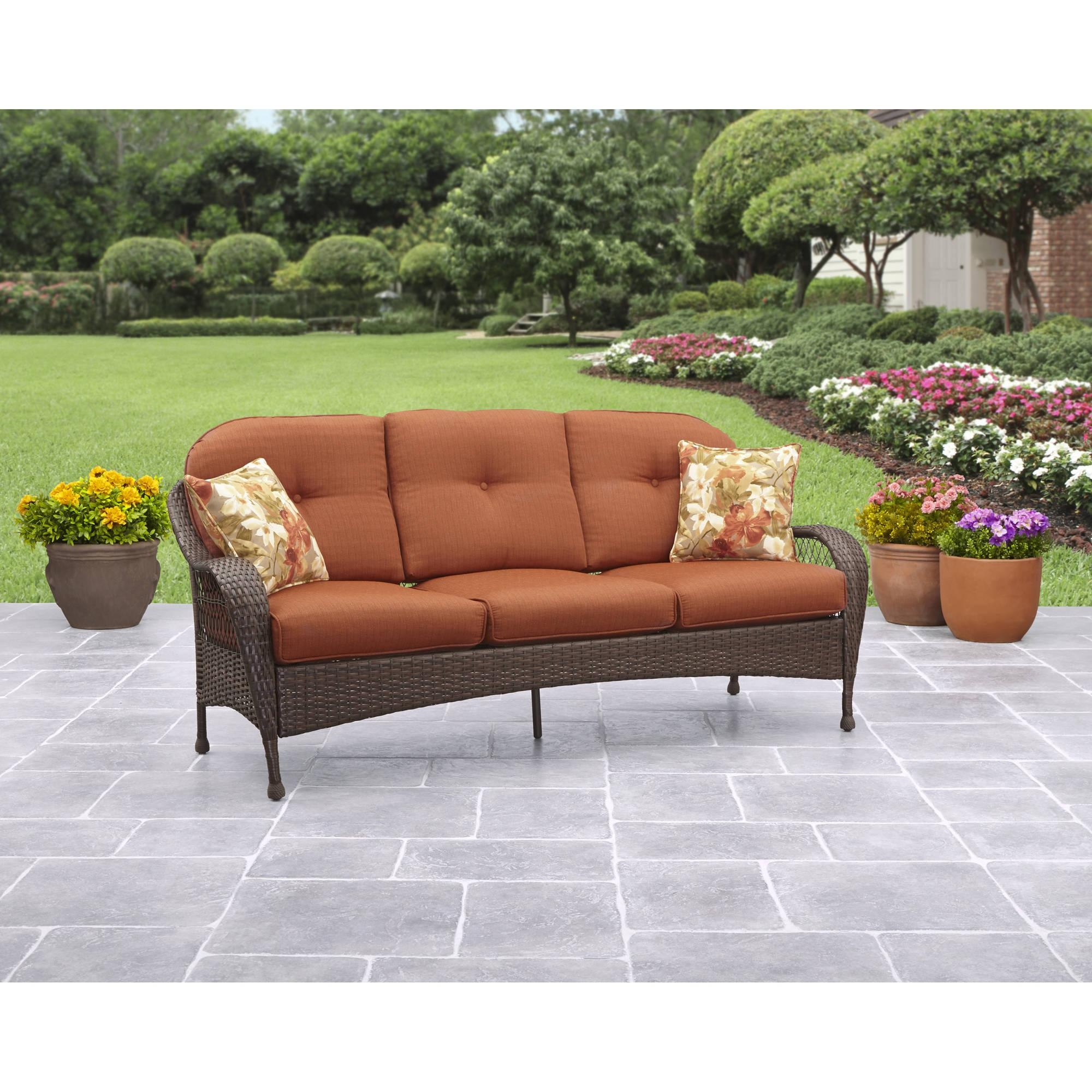 20 top outdoor sofa chairs sofa ideas for Better homes and gardens azalea ridge chaise lounge