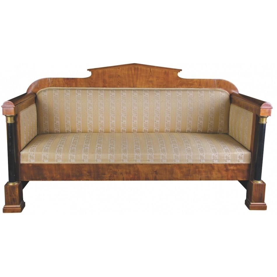 Biedermeier Sofa With Concept Gallery 10267 | Kengire For Biedermeier Sofas (Image 11 of 20)