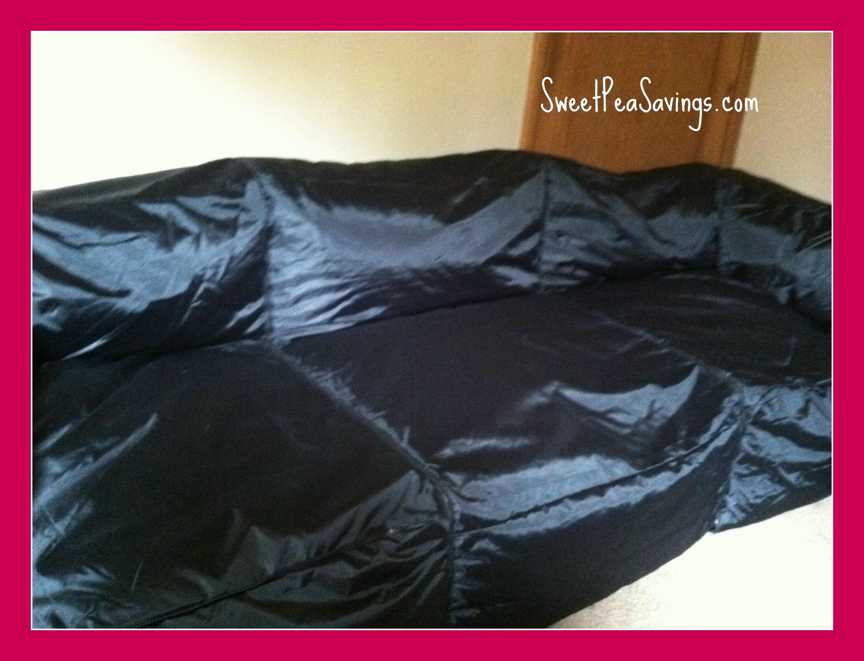 Big Joe Dorm Sofa Review! Inside Big Joe Modular Sofas (View 2 of 20)