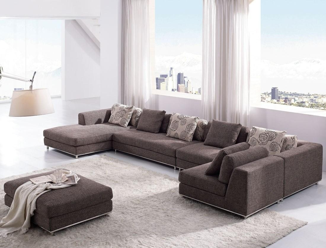 Big Sofas Sectionals – Leather Sofas With Regard To Big Sofas Sectionals (View 4 of 15)