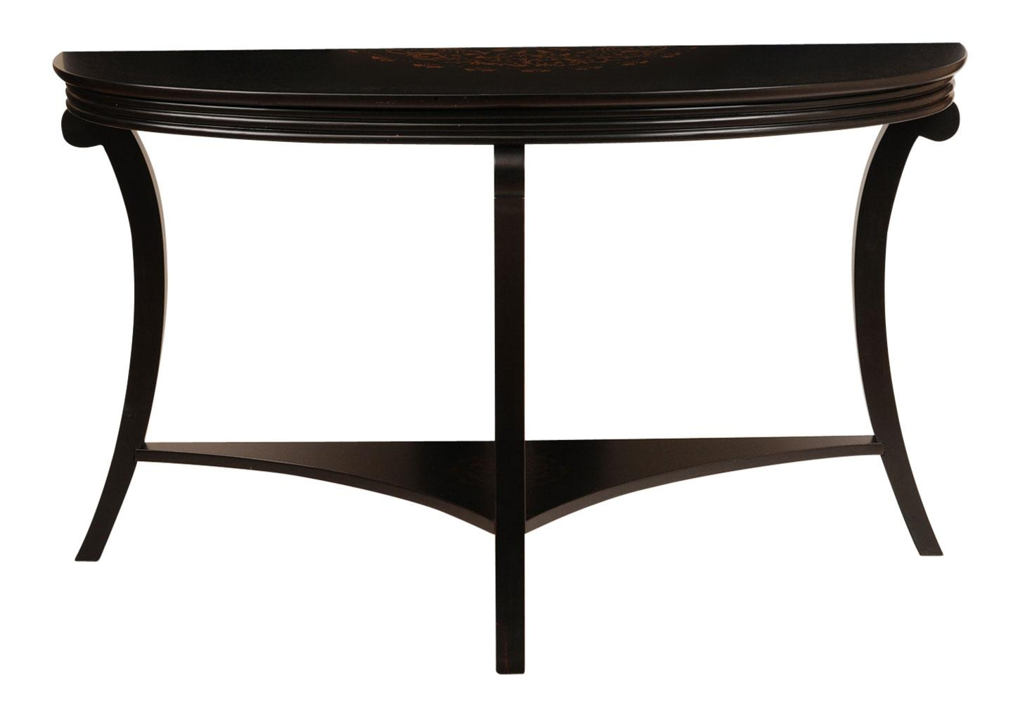 Black And Gold Sofa Table – Video And Photos | Madlonsbigbear In Gold Sofa Tables (View 16 of 20)