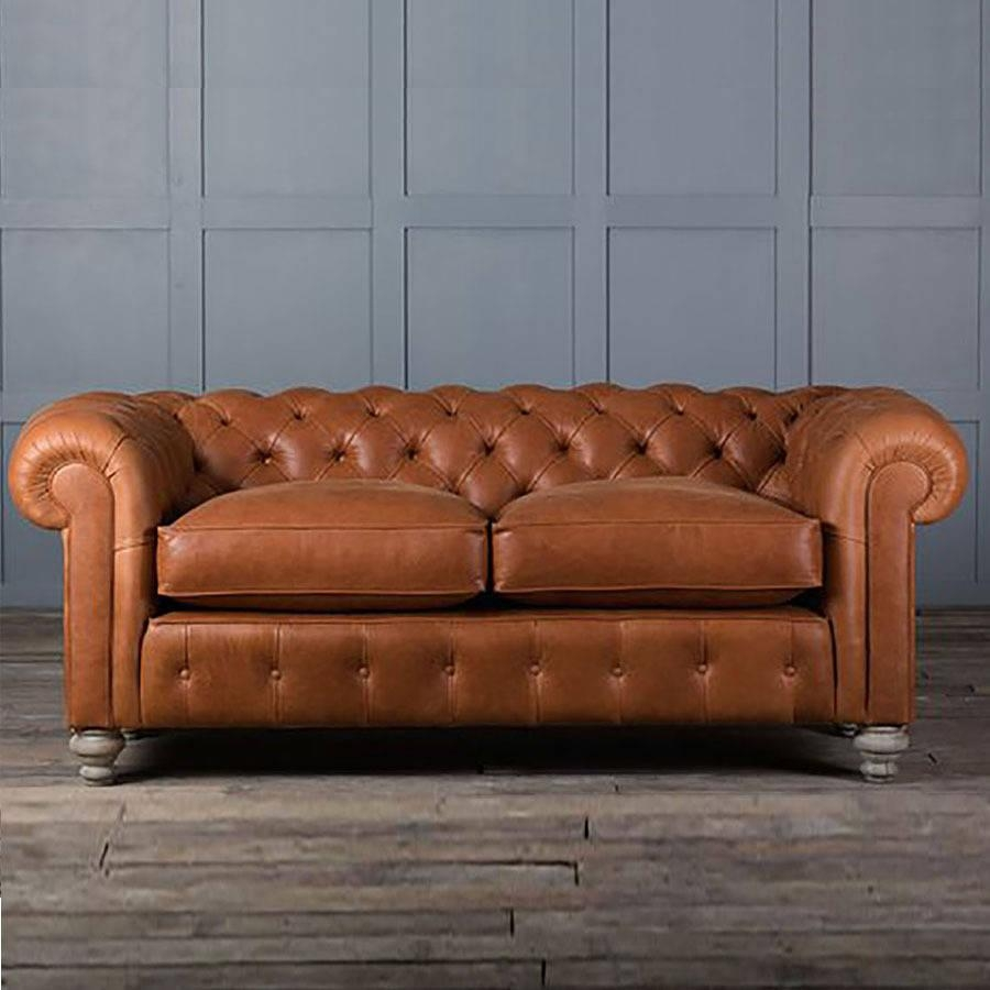 Black Leather Sofa With Metal Frame Also In Modern Contemporary Regarding Aniline Leather Sofas (Image 9 of 20)