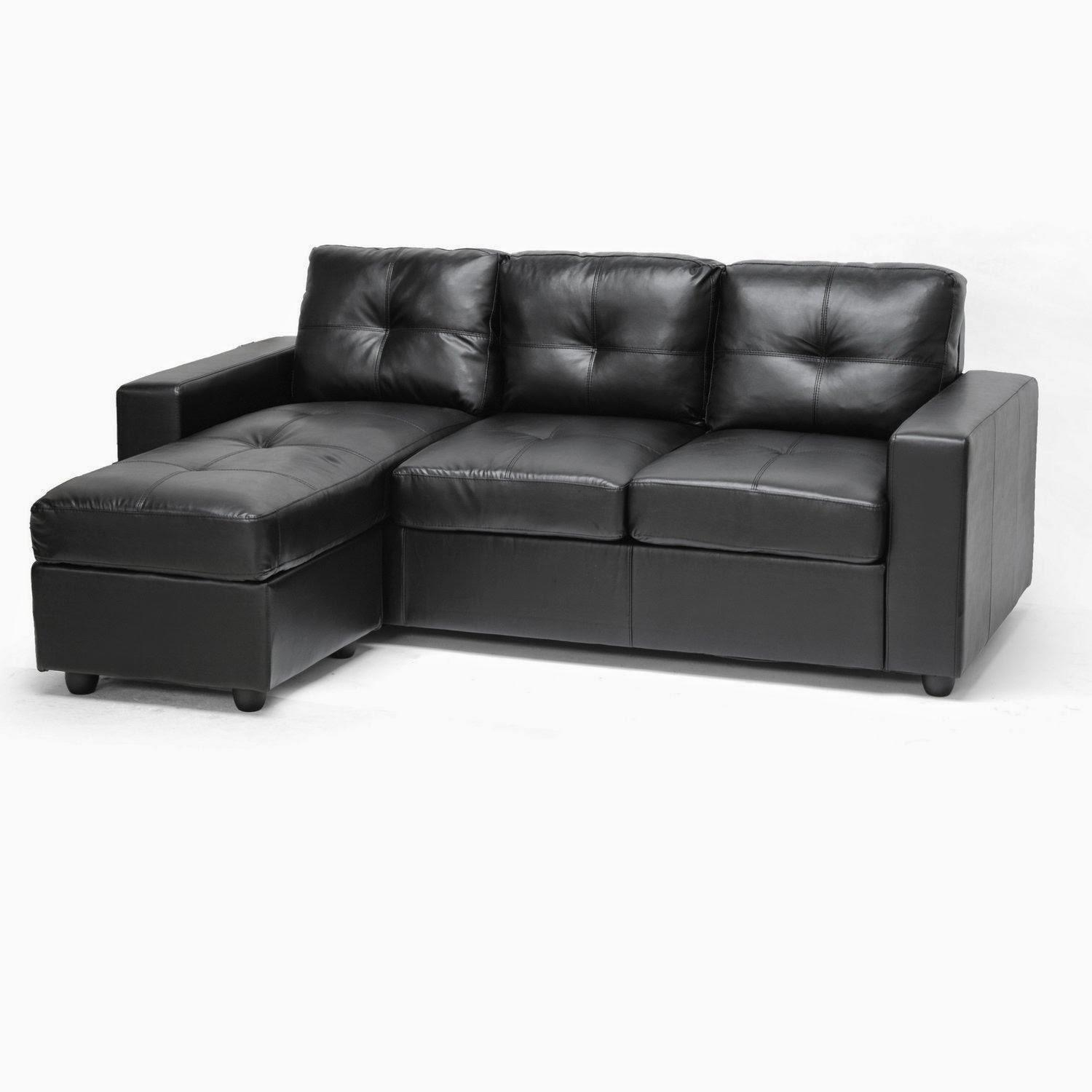 Black Modern Couch | Woodworking Plans With Regard To Black Modern Couches (Image 6 of 20)