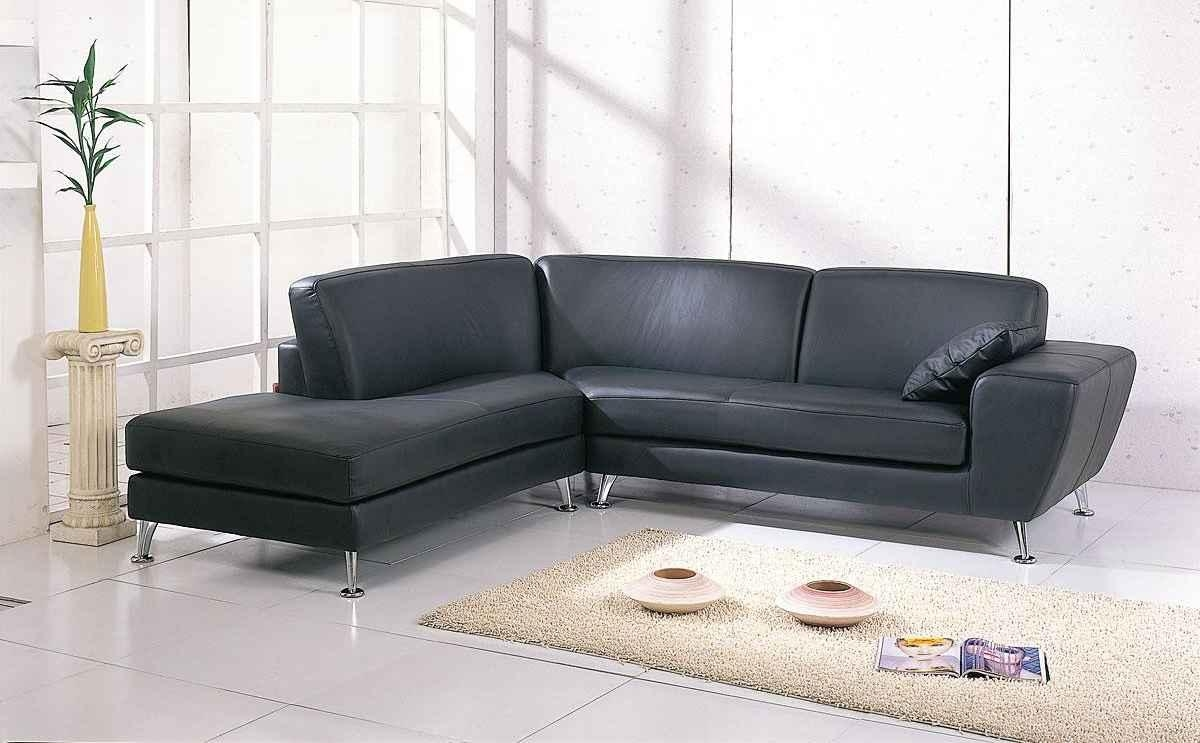Black Sofa Sleeper Couch And Loveseat | Deseosol Intended For Sofas With Black Cover (Image 6 of 20)