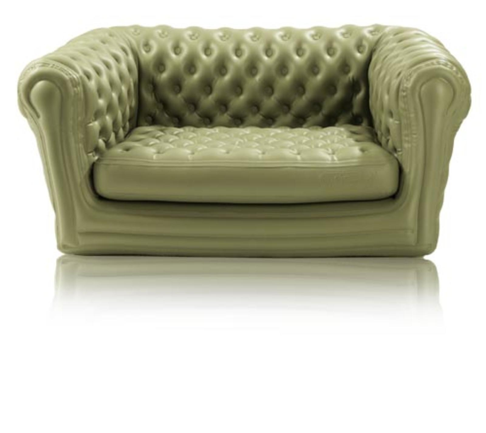 Blofield Inflatable Chesterfield Furniture – Cool Hunting Inside Inflatable Sofas And Chairs (Image 1 of 20)