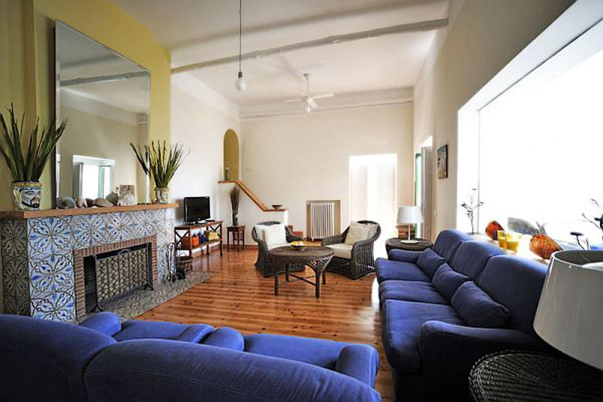 Blue Sofa Decorating Ideas – Destroybmx With Living Room With Blue Sofas (Image 10 of 20)