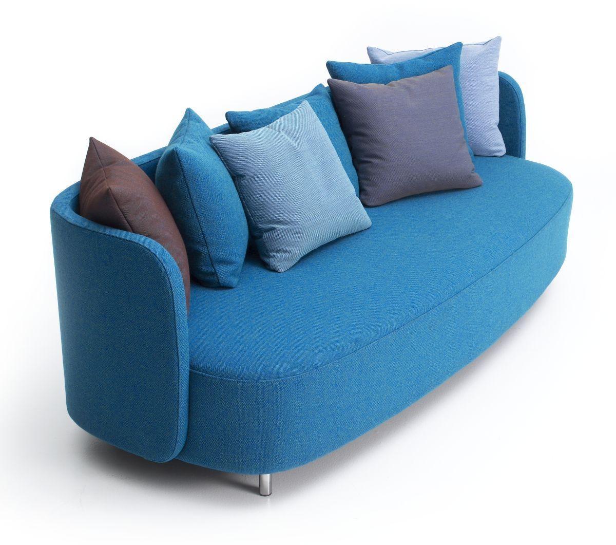 Blue Sofa | Design Your Life Regarding Blue Sofas (View 2 of 20)
