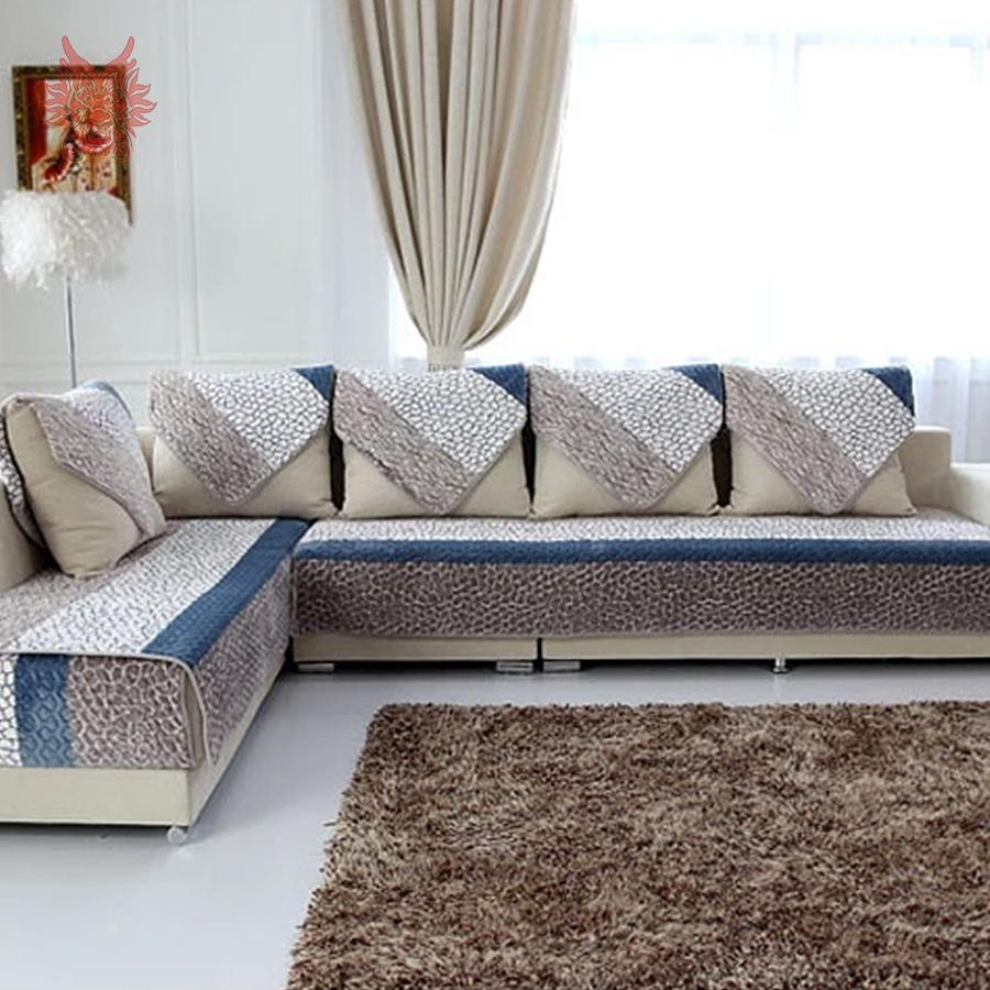 Blue Sofa Slipcovers With Concept Picture 26305 | Kengire Within Blue Sofa Slipcovers (Image 4 of 20)